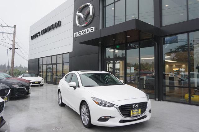 Used 2017 Mazda Mazda3 4-Door in Edmonds Lynnwood Seattle Kirkland Everett, WA
