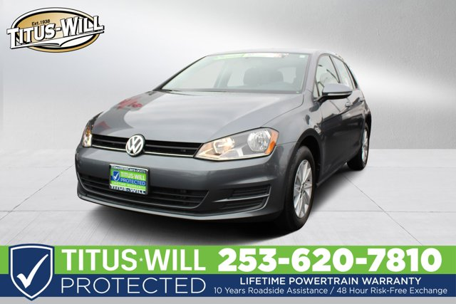 Used 2017 Volkswagen Golf in Tacoma, WA