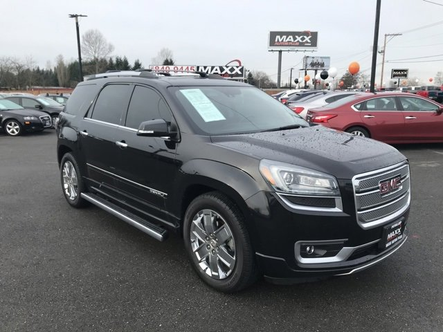 Used 2016 GMC Acadia in Puyallup, WA