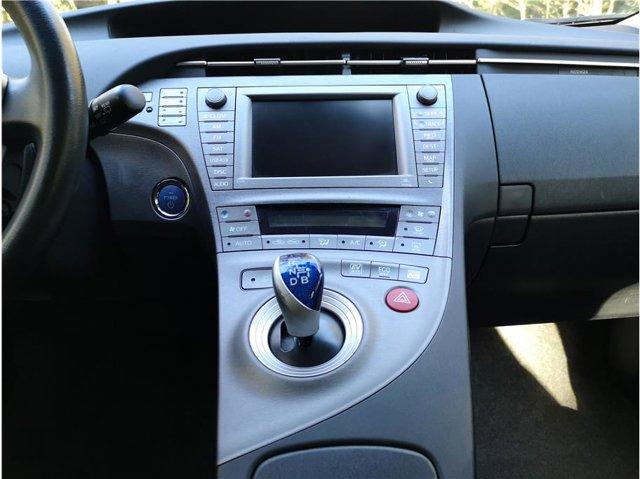 2012 Toyota Prius Four Hatchback Hybrid