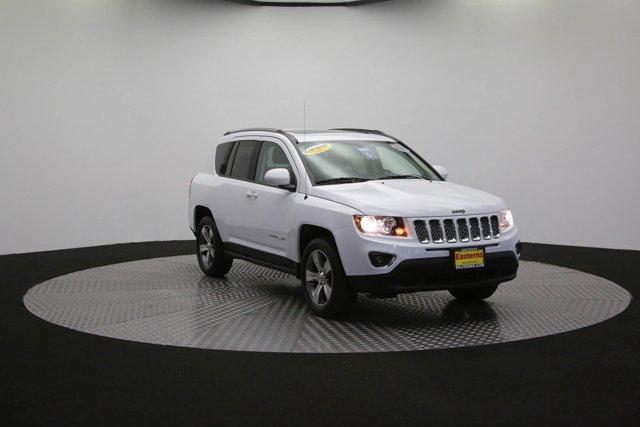 2017 Jeep Compass for sale 125345 46