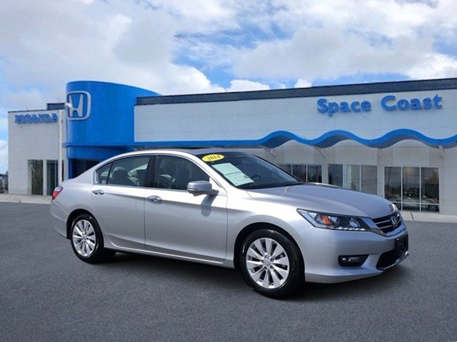 Used 2014 Honda Accord Sedan in Cocoa, FL