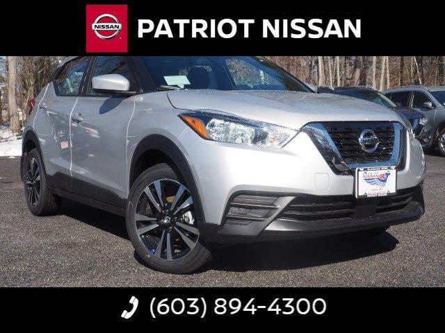 New 2020 Nissan Kicks in Salem, NH