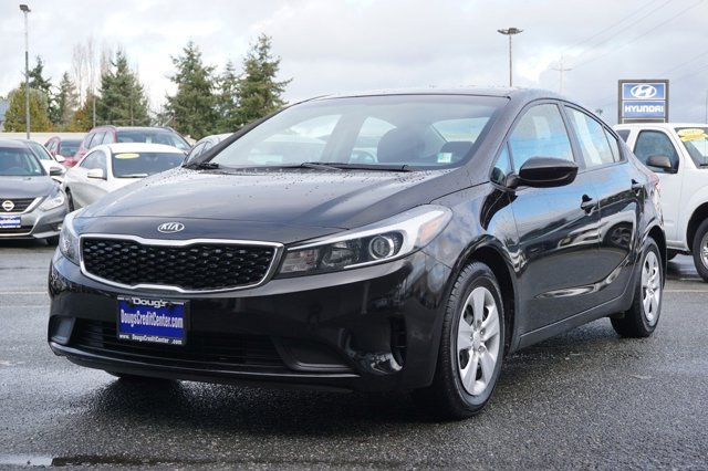 Used 2018 KIA Forte in Lynnwood Seattle Kirkland Everett, WA