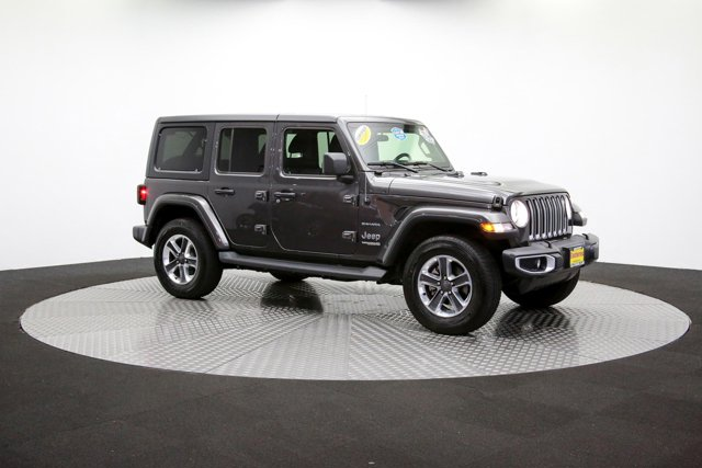 2019 Jeep Wrangler Unlimited for sale 123540 42