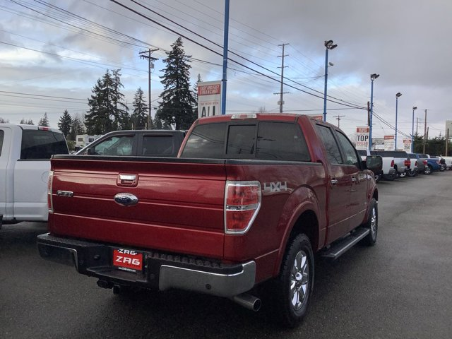 2013 Ford F-150 4WD SuperCrew 145 Lariat