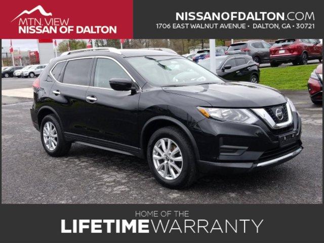 Used 2017 Nissan Rogue in Dalton, GA