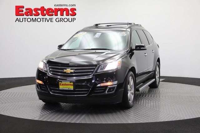 2017 Chevrolet Traverse Premier Entertainment Sport Utility