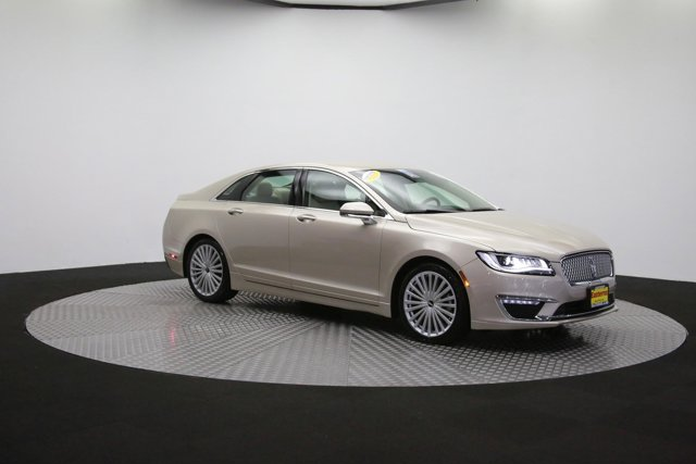 2017 Lincoln MKZ for sale 124517 42