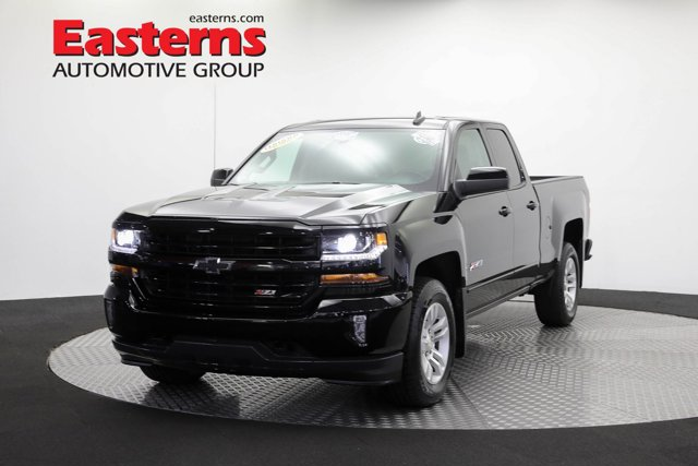 2017 Chevrolet Silverado 1500 LT Midnight Edition Extended Cab Pickup