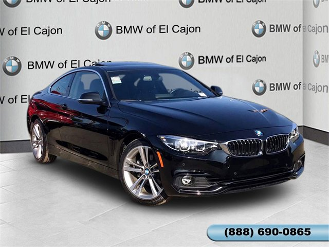 Used 2019 BMW 4 Series in San Diego, CA
