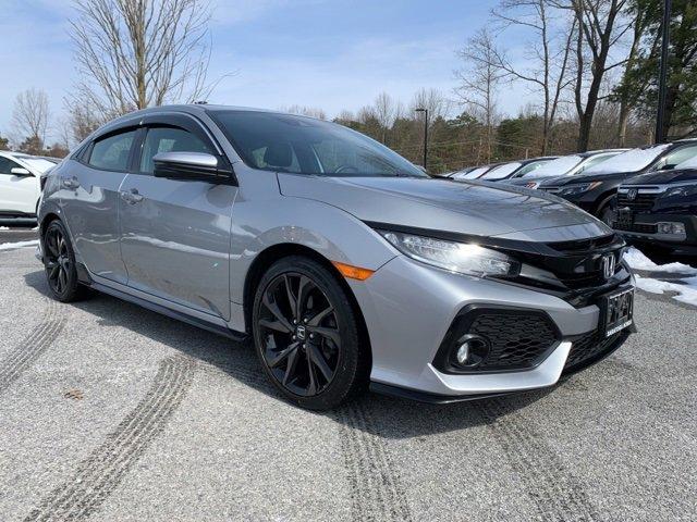 Used 2017 Honda Civic Hatchback in Saratoga Springs, NY