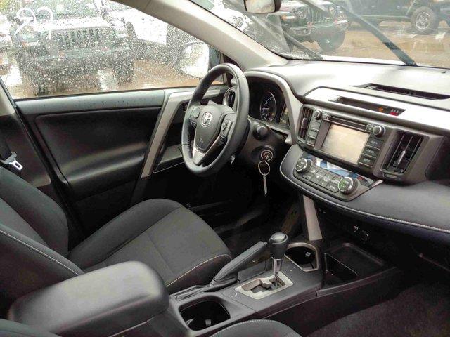 Used 2018 Toyota RAV4 XLE
