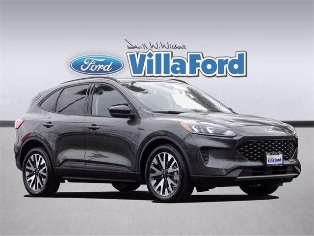 2020 Ford Escape SE Sport Hybrid SE Sport Hybrid FWD Gas/Electric I-4 2.5 L/152 [20]
