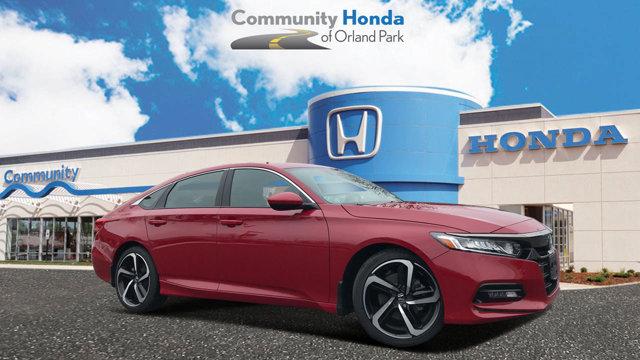 New 2019 Honda Accord Sedan in Orland Park, IL