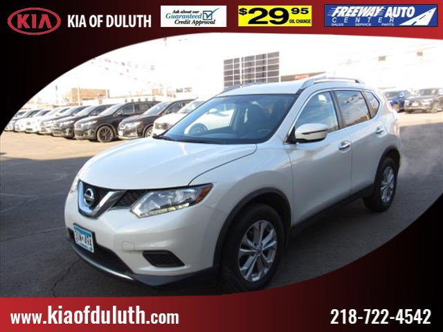 Used 2016 Nissan Rogue in Duluth, MN