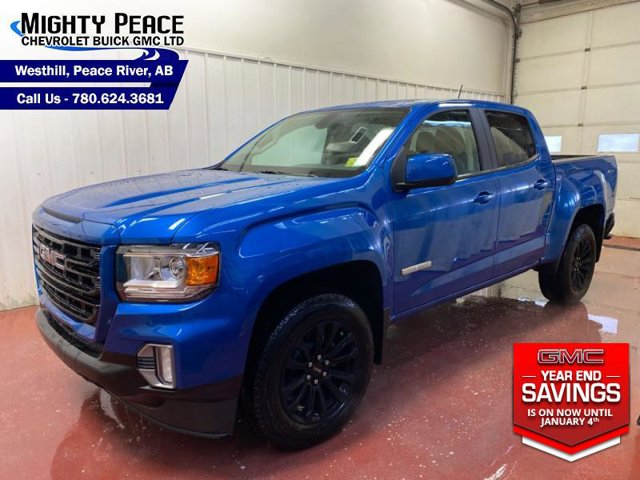 2021 GMC Canyon 4WD Elevation 4WD Crew Cab 128″ Elevation Gas V6 3.6L/222 [2]