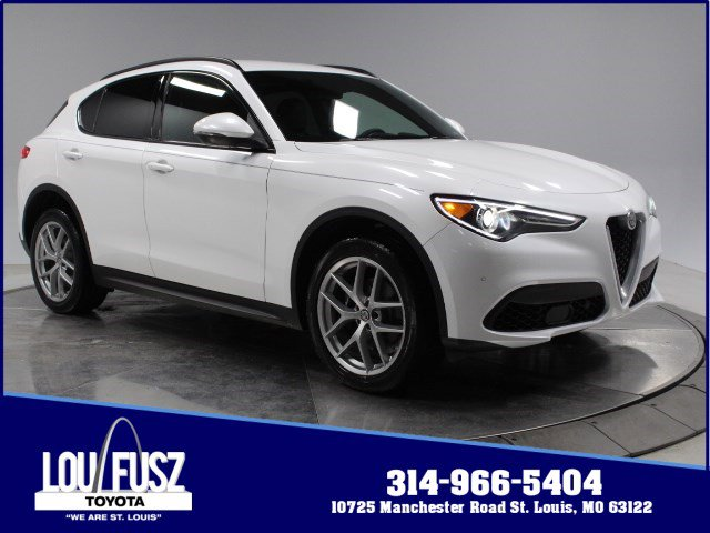 Used 2018 Alfa Romeo Stelvio in St. Louis, MO