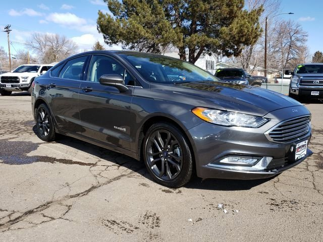 Used 2018 Ford Fusion Hybrid in Fort Collins, CO