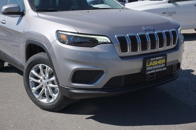 New 2020 Jeep Cherokee Latitude 4x4