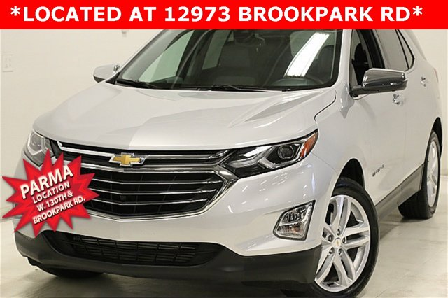 Used 2020 Chevrolet Equinox in Cleveland, OH