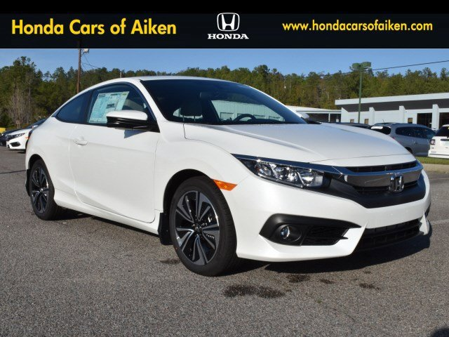 New 2017 Honda Civic Coupe in Warrenville, SC