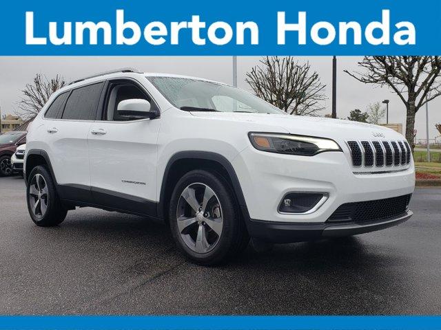 Used 2019 Jeep Cherokee in Lumberton, NC