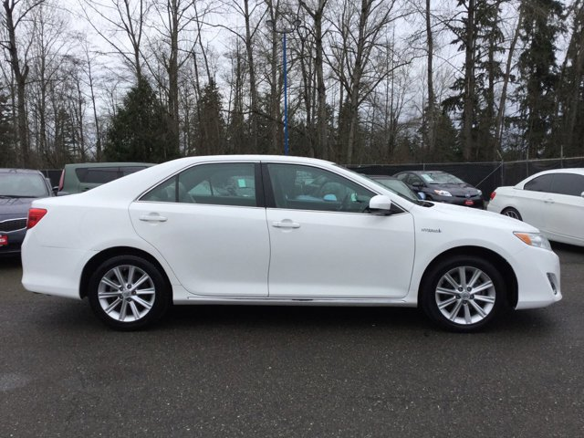 Used 2014 Toyota Camry Hybrid 2014.5 4dr Sdn XLE