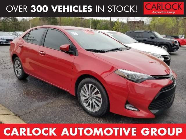 Used 2018 Toyota Corolla in Saltillo, MS