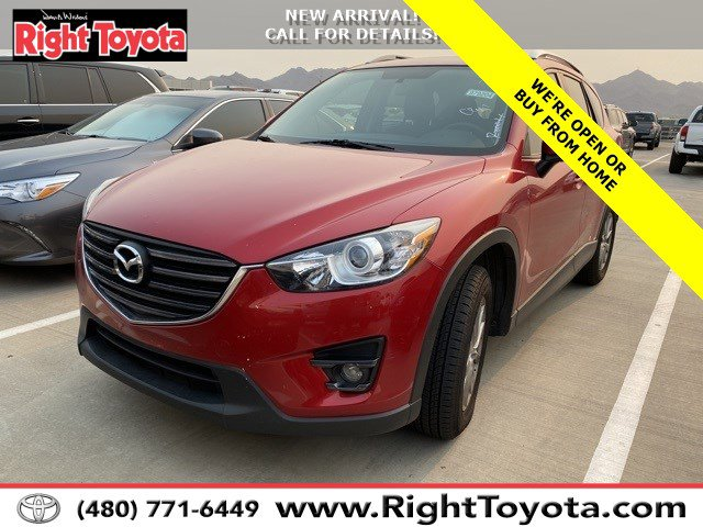 2016 Mazda CX-5 Touring 2016.5 FWD 4dr Auto Touring Regular Unleaded I-4 2.5 L/152 [13]