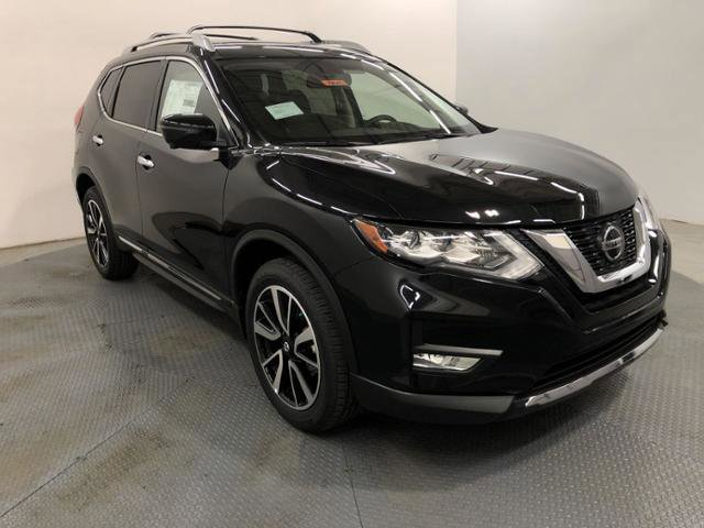 New 2019 Nissan Rogue in Indianapolis, IN