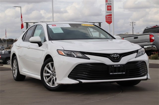 2020 Toyota Camry LE LE Auto Regular Unleaded I-4 2.5 L/152 [0]