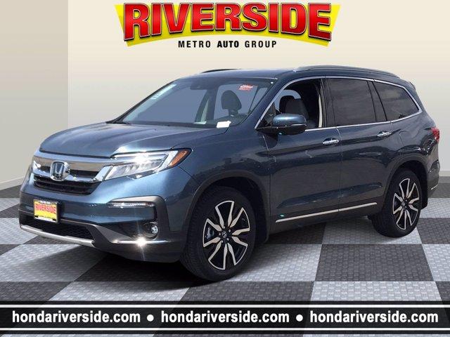 2021 Honda Pilot Touring 8-Passenger Touring 8-Passenger 2WD Regular Unleaded V-6 3.5 L/212 [8]