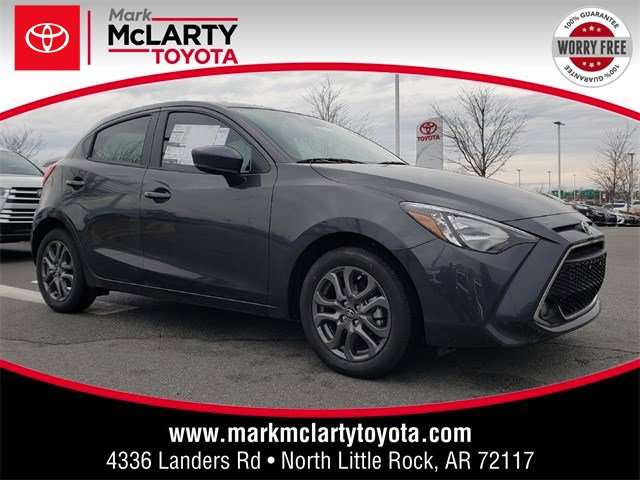 New 2020 Toyota Yaris Hatchback in North Little Rock, AR