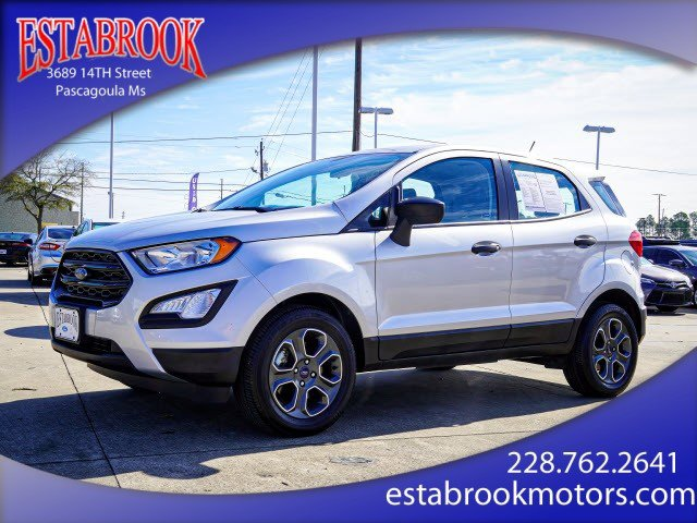 Used 2018 Ford EcoSport in , MS