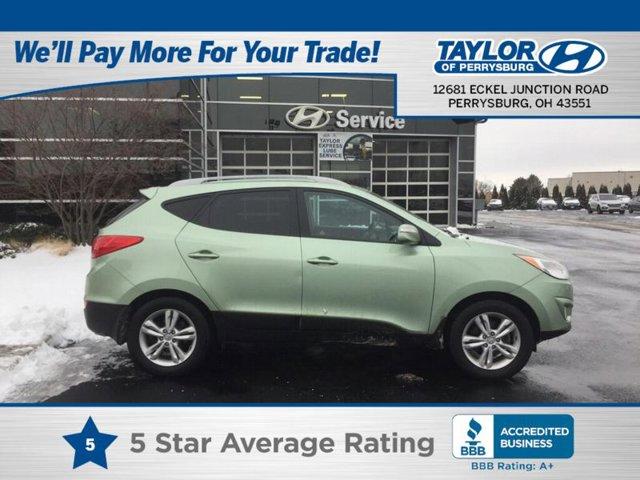 2013 Hyundai Tucson GLS photo