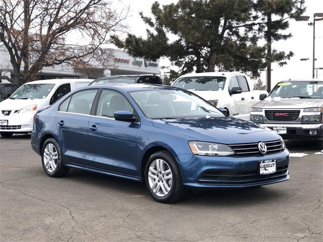 Used 2017 Volkswagen Jetta in Fort Collins, CO