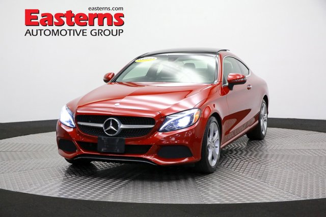 2017 Mercedes-Benz C-Class C 300 4MATIC Coupe 2dr Car