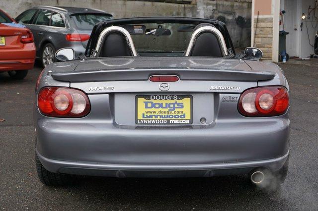 Used 2005 Mazda MX-5 Miata 2dr Conv MAZDASPEED