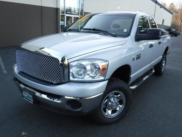 Used 2007 Dodge Ram 2500 SLT Quad Cab LWB 4WD