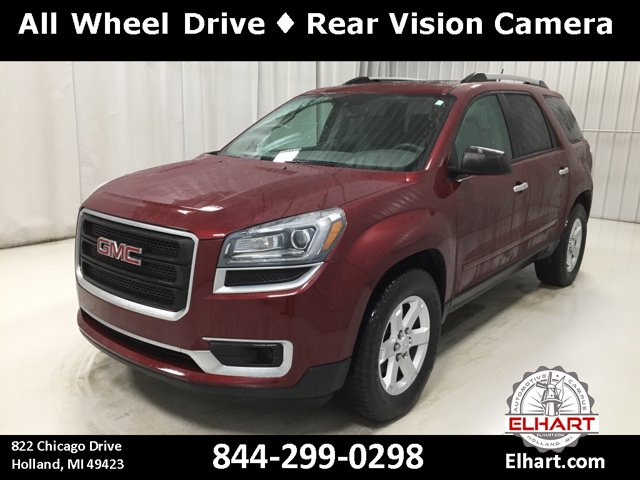 Used 2016 GMC Acadia in Holland, MI