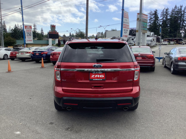 Used 2012 Ford Explorer 4WD 4dr XLT