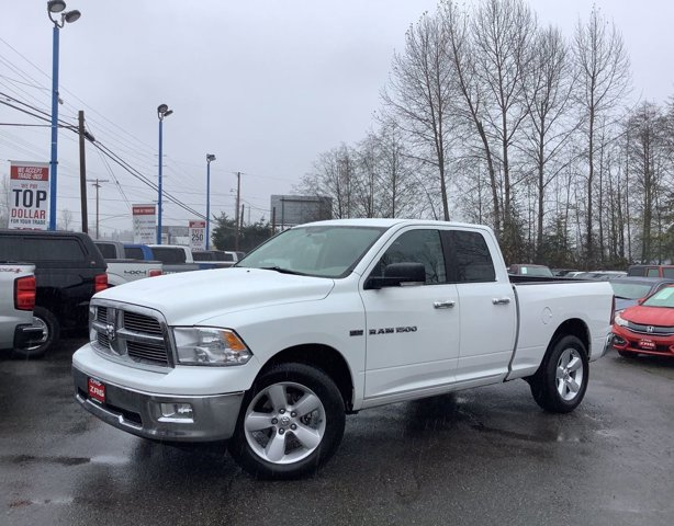 Used 2011 Ram 1500 4WD Quad Cab 140.5 Big Horn