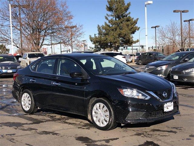 Used 2016 Nissan Sentra in Fort Collins, CO