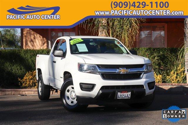 Used 2016 Chevrolet Colorado in Costa Mesa, CA