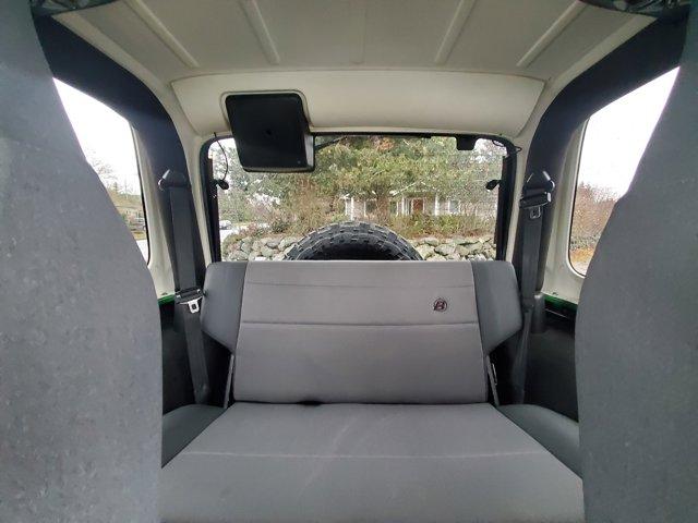 Used 2004 Jeep Wrangler 2dr Sport