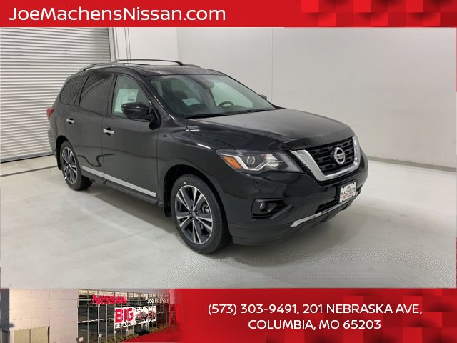 New 2019 Nissan Pathfinder in Columbia, MO