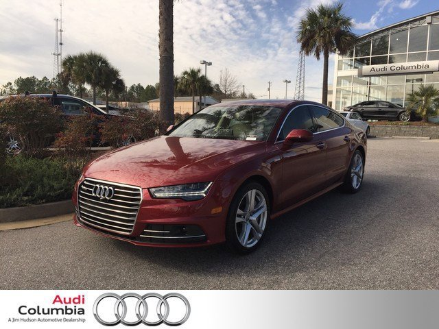 New 2017 Audi A7 in , SC