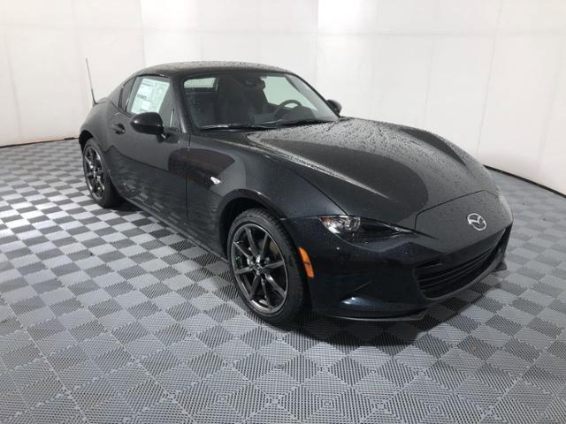 New 2019 Mazda MX-5 Miata RF in Indianapolis, IN