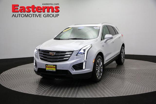 2017 Cadillac XT5 Premium Luxury Collection Sport Utility